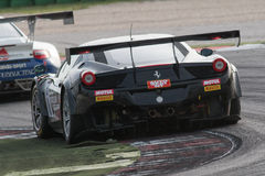 FERRARI 458 CUP race car Stock Image