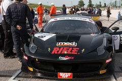 FERRARI 458 CUP race car Stock Photo