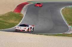 Ferrari Day 2015 Ferrari FXX at Mugello Circuit Stock Photos