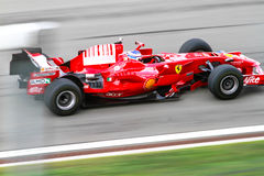 Ferrari Days. Ferrari Championship corse cliente racing days in istanbul park - Turkey stock photo