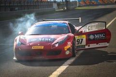 Ferrari Days Stock Photos