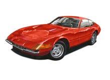 Ferrari Daytona Stock Images