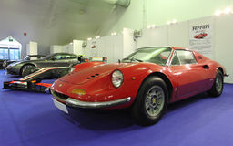 Ferrari Dino GT Stock Image
