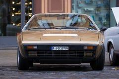 1979 Ferrari Dino 208 GT4 oldtimer samochód Obraz Stock