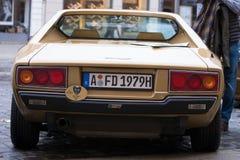 1979 Ferrari Dino 208 GT4 oldtimer samochód przy Fuggerstadt Classi Zdjęcia Stock