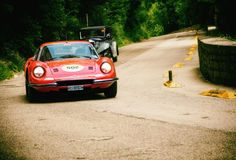 FERRARI DINO 246 GT royalty free stock photography