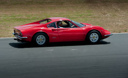 Ferrari Dino 1969 Royalty Free Stock Photography