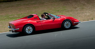 Ferrari Dino 1967 Royalty Free Stock Image
