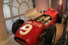 Ferrari, dit één een experimenteel model, het Automuseum van Saratoga, New York, 2015 Royalty-vrije Stock Afbeeldingen