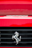 Ferrari-embleem Royalty-vrije Stock Fotografie