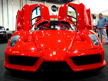 Ferrari Enzo Stock Photo