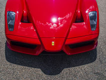 Ferrari Enzo Stockfotos