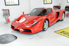 Ferrari Enzo Stock Photography