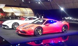 Ferrari expo 2 Zdjęcie Stock