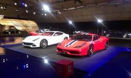 Ferrari expo 3 Obraz Stock