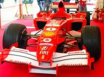 Ferrari - Fórmula 1 Imagenes de archivo