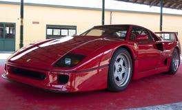 Ferrari F40 Obrazy Royalty Free