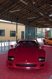 Ferrari F40 Arkivfoton
