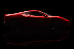 Ferrari F430 Immagine Stock Libera da Diritti