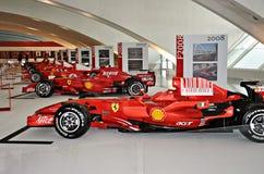 Ferrari F1 Fotos de archivo