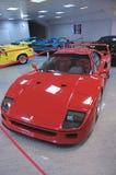 Ferrari F40 photo libre de droits