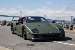 Ferrari F40 Lizenzfreie Stockfotografie
