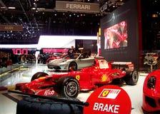 Ferrari F1 Fotografie Stock