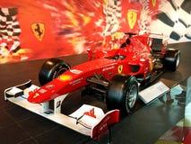 Ferrari F10 Fotografia Stock Libera da Diritti