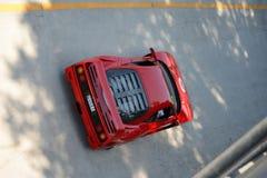 Ferrari F40 alla concorrenza di Mille Miglia Tribute Fotografia Stock