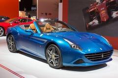 Ferrari F12 Berlinetta Fotografering för Bildbyråer