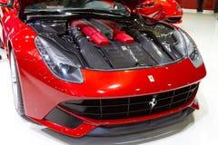 Istanboel Auto toont 2012 Stock Fotografie