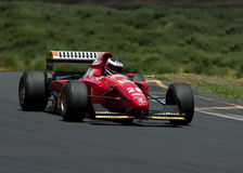 Ferrari F1 car Royalty Free Stock Photos
