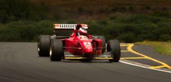 Ferrari F1 car Stock Photo
