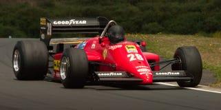 Ferrari F1 car Royalty Free Stock Photography