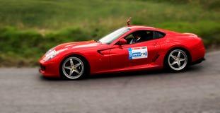 Ferrari F12 Coupé F12 Berlinetta DCT royalty-vrije stock afbeelding