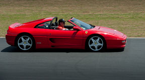 Ferrari 355, 1998 Royalty Free Stock Images