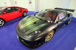 Ferrari F 430 GTC Arkivfoton