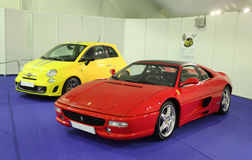 Ferrari 355 F1 GTS Stock Photos