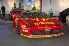 Ferrari 458 F458 Italia Momo Arkivfoton