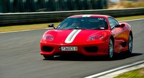 Ferrari F360 Italia wyzwanie Obrazy Stock