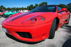 Ferrari Stock Photography