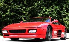 Ferrari F348 Pinifarina fotografie stock libere da diritti