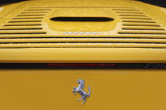 Ferrari F35 ponny Arkivfoton