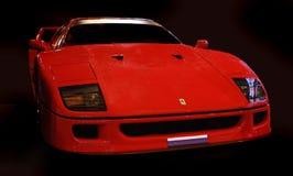 Ferrari F 40 race car Royalty Free Stock Photo