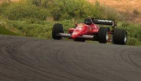 Ferrari F1 samochód Zdjęcia Stock