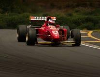 Ferrari F1 samochód Obrazy Stock