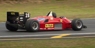 Ferrari F1 samochód Obraz Royalty Free