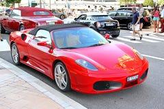 Ferrari F430 Spider Stock Images