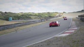 Ferrari F355 sports car Royalty Free Stock Image
