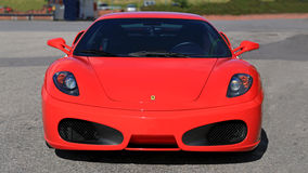 Ferrari F430 Sports Car Royalty Free Stock Photo